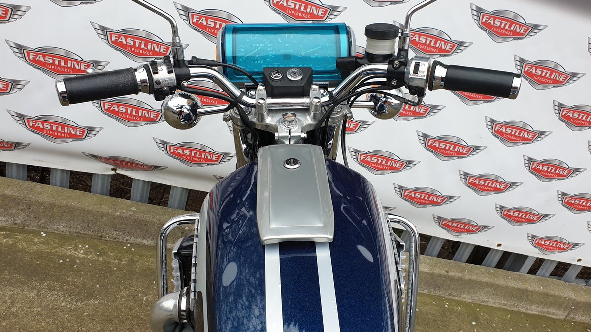 1975 Suzuki RE5 Rotary Engined Roadster Retro Classic For Sale (picture 5 of 6)