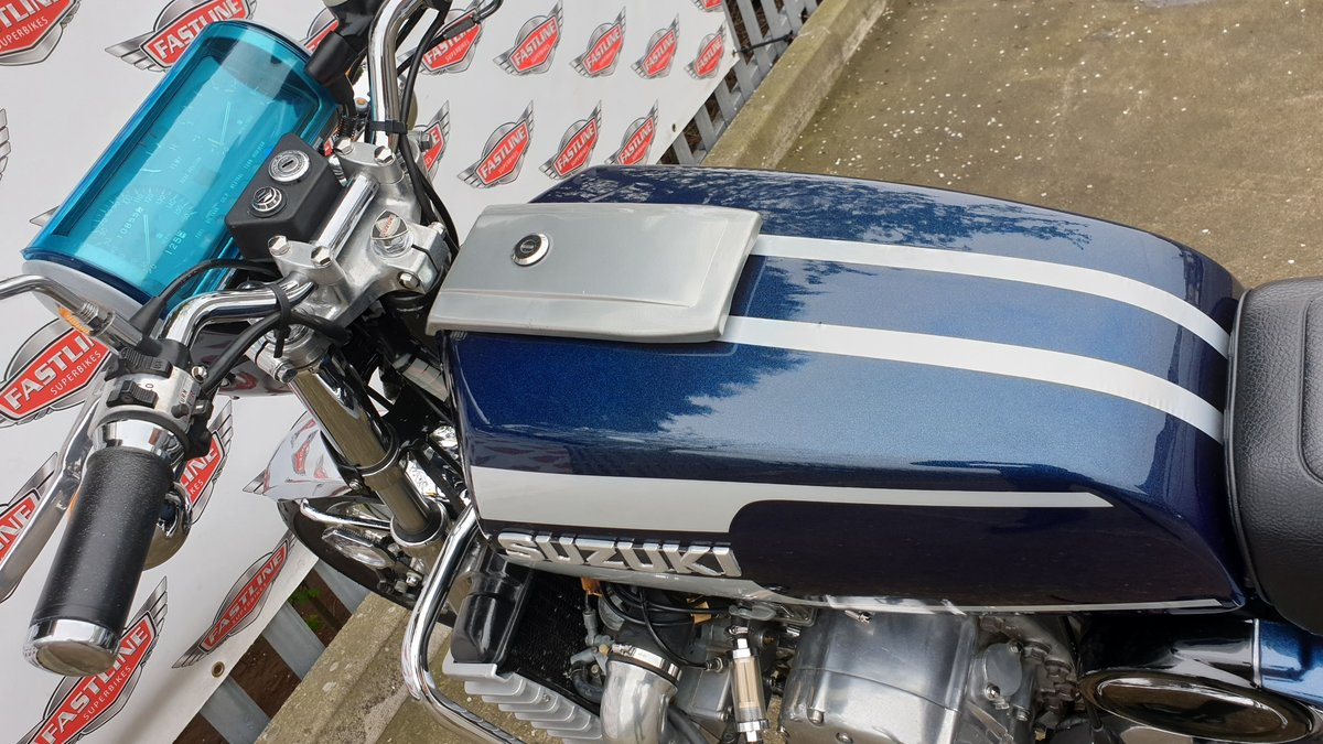 1975 Suzuki RE5 Rotary Engined Roadster Retro Classic For Sale (picture 6 of 6)