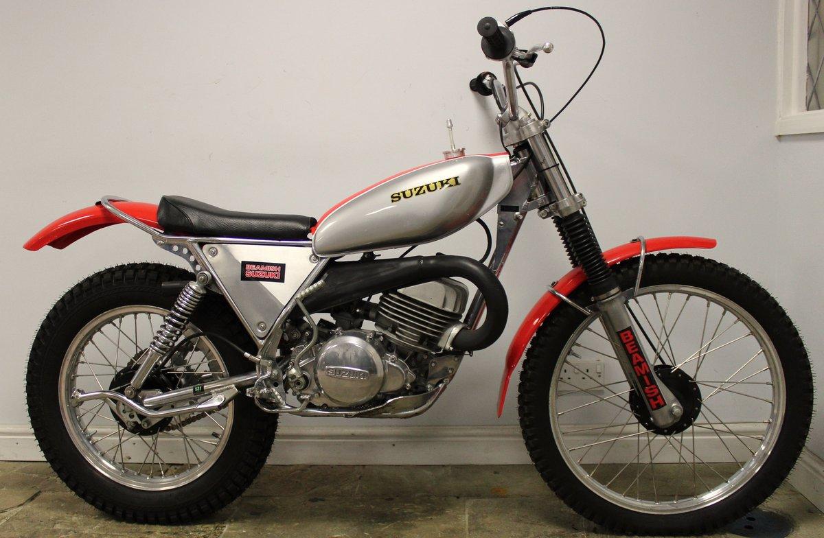 1974 Pre 1976 Suzuki RL250 Beamish MK1 Twin Shock  Trials SOLD (picture 1 of 6)