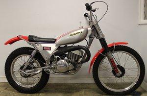 1974 Pre 1976 Suzuki RL250 Beamish MK1 Twin Shock  Trials SOLD