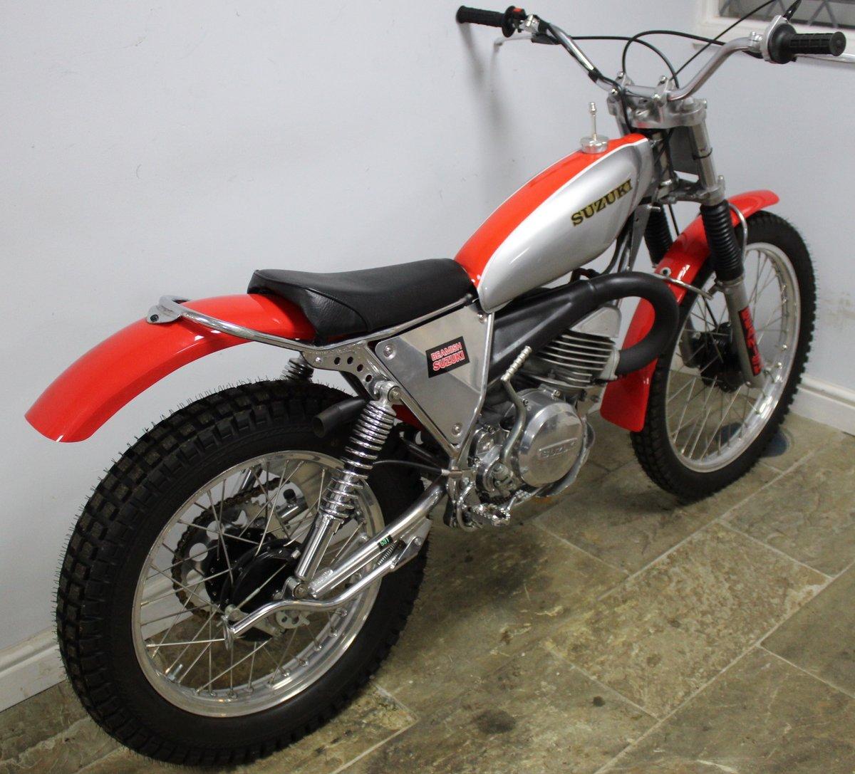 1974 Pre 1976 Suzuki RL250 Beamish MK1 Twin Shock  Trials SOLD (picture 5 of 6)