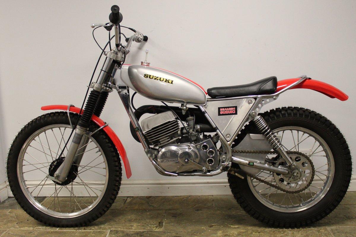 1974 Pre 1976 Suzuki RL250 Beamish MK1 Twin Shock  Trials SOLD (picture 6 of 6)