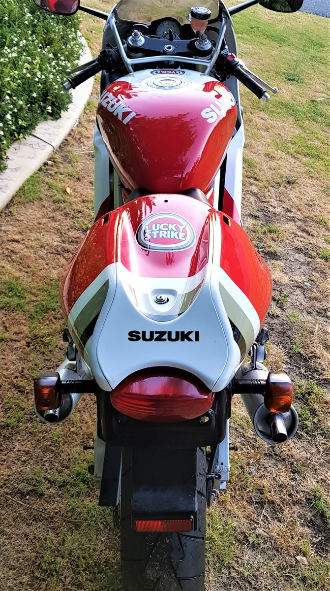 1996 LUCKY STRIKE! SUZUKI RGV250SP VJ23. FULL POWER! For Sale (picture 3 of 6)