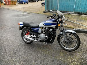 1978 Suzuki GS750 For Sale