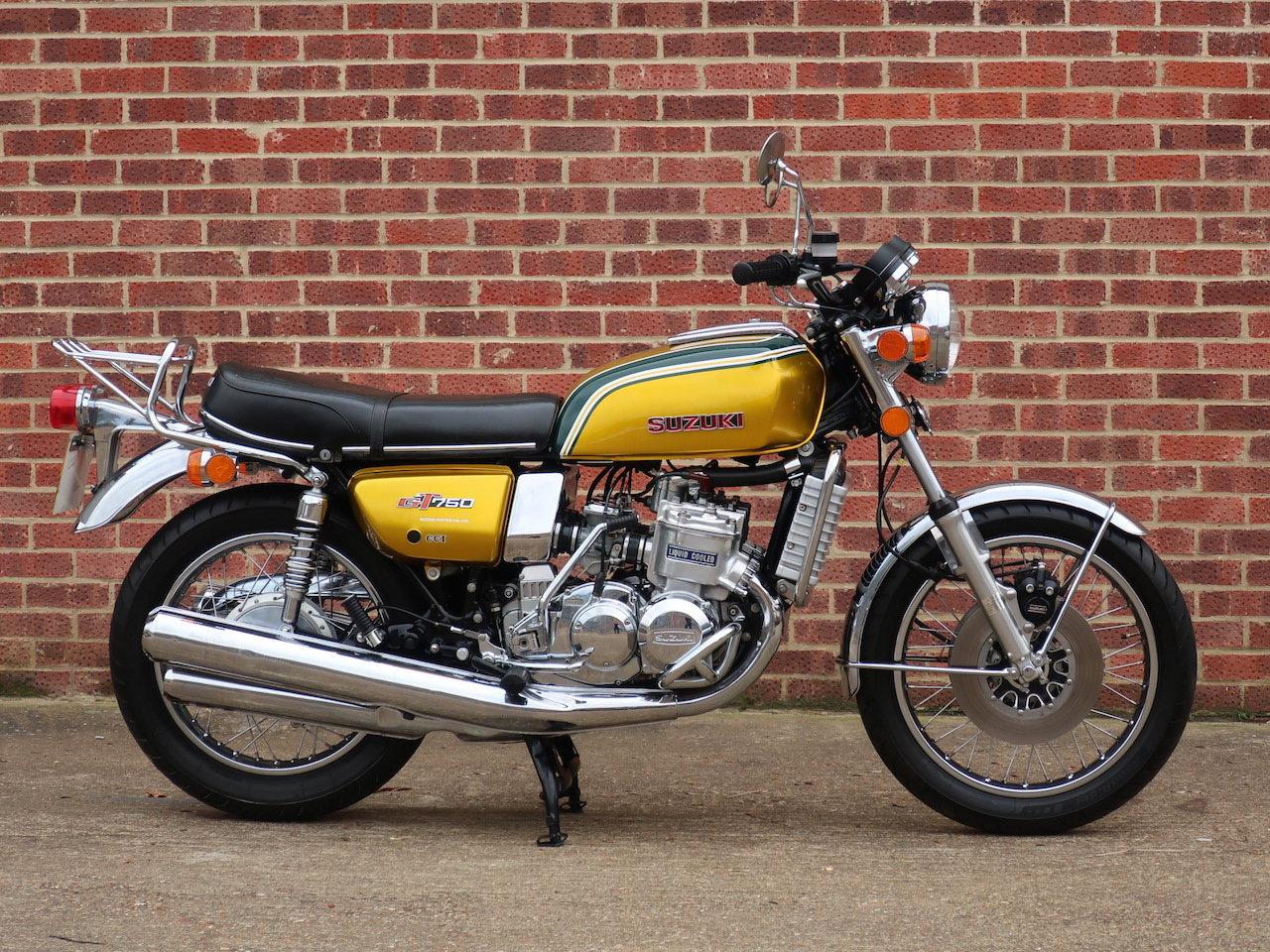 1976 Suzuki GT750 For Sale (picture 1 of 6)