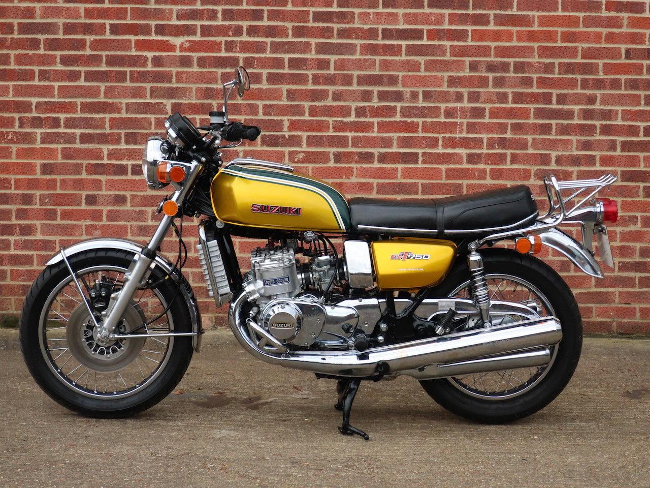 1976 Suzuki GT750 For Sale (picture 4 of 6)