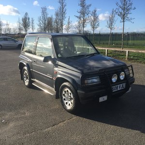 1994 Suzuki Vitara 1.6 16V JLX 45,900 miles only!!! For Sale