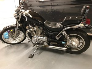 1994 Suzuki Intruder V Twin Low Rider For Sale
