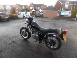 1991 model suzuki gn 250cc