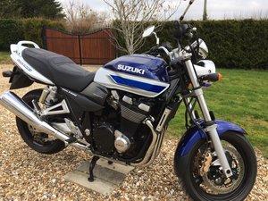 2002 Suzuki GSX1400  SOLD