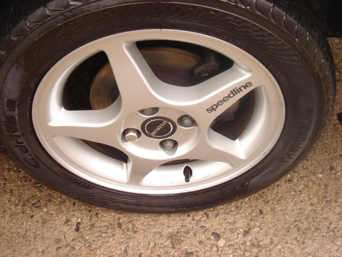 2000 X SUZUKI BALENO 1.8 GSR DOHC 3DR 65263 MILES. For Sale (picture 4 of 6)