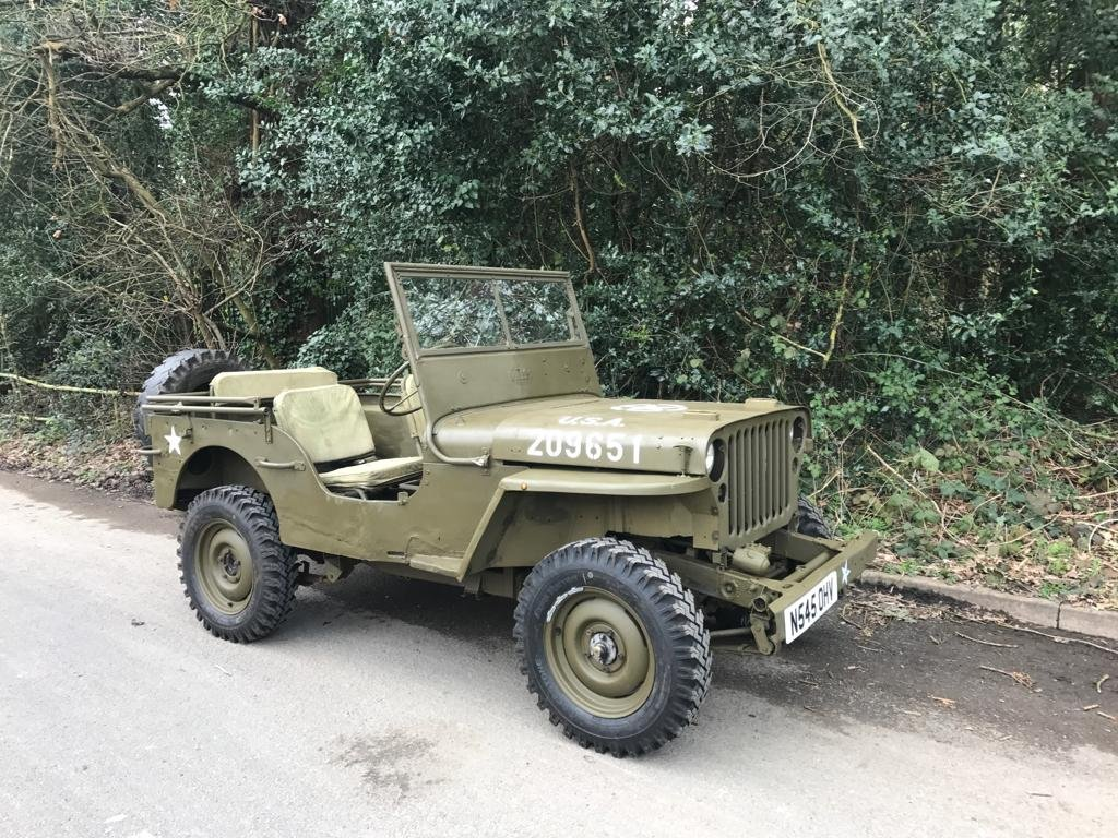 1995 Recreation willys jeep For Sale (picture 1 of 6)