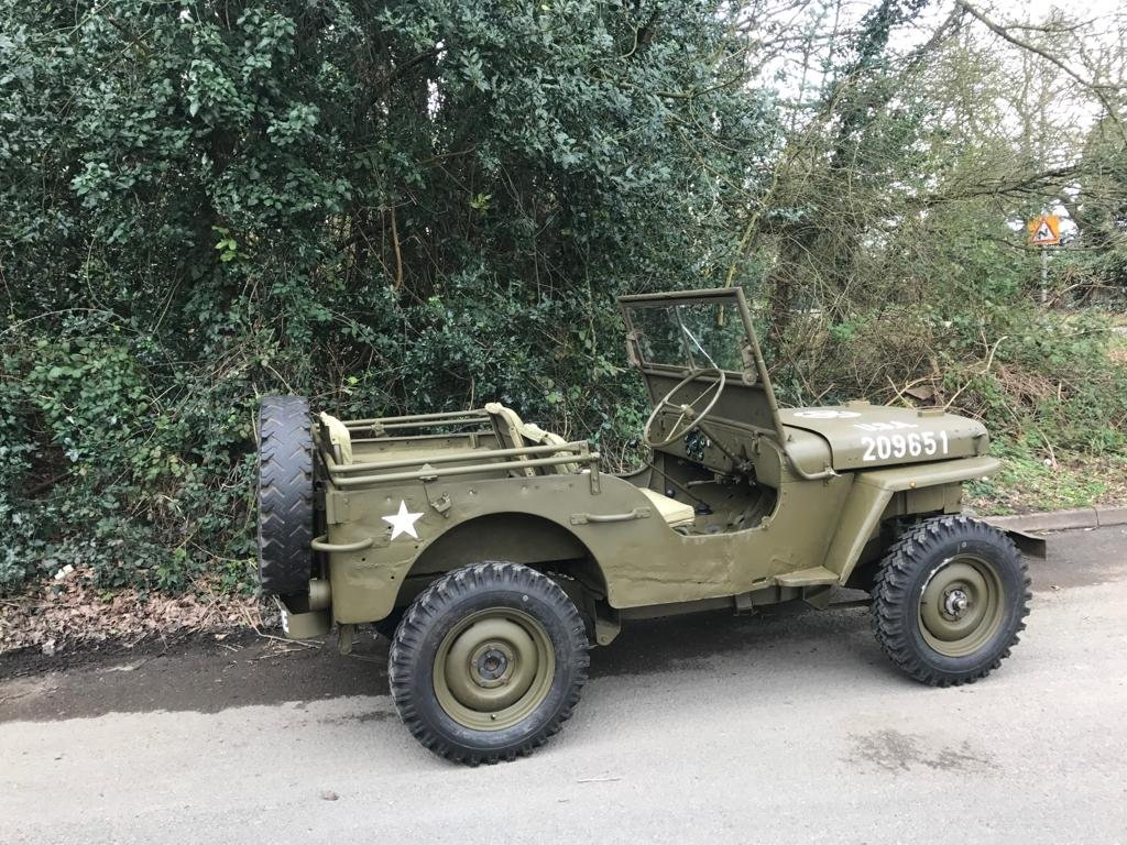 1995 Recreation willys jeep For Sale (picture 2 of 6)