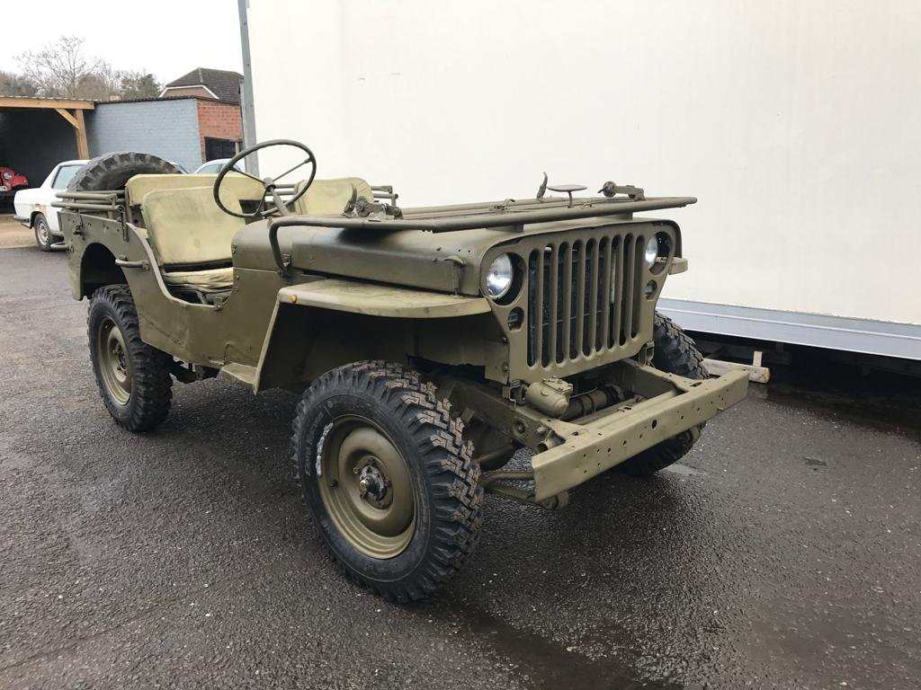 1995 Recreation willys jeep For Sale (picture 5 of 6)