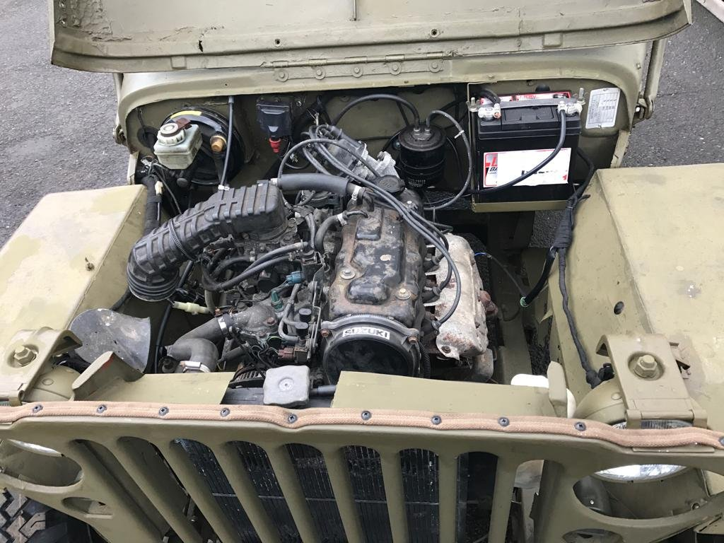 1995 Recreation willys jeep For Sale (picture 6 of 6)
