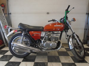 1976  Suzuki GT550 in Good original Condition