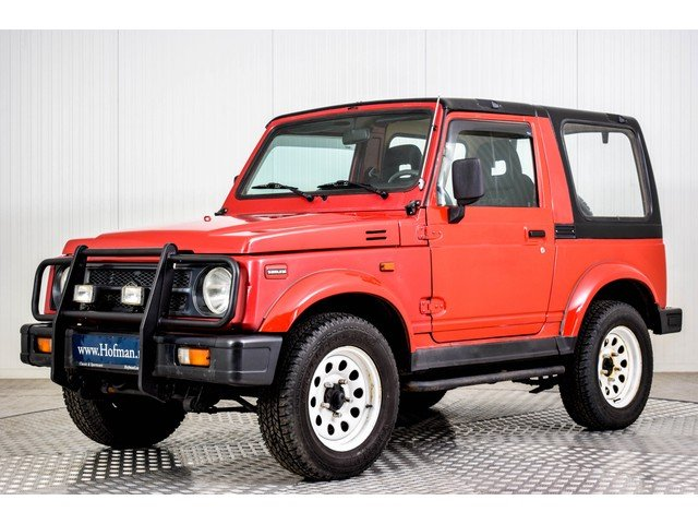 1995 Suzuki Samurai 4x4 Hardtop For Sale (picture 1 of 6)