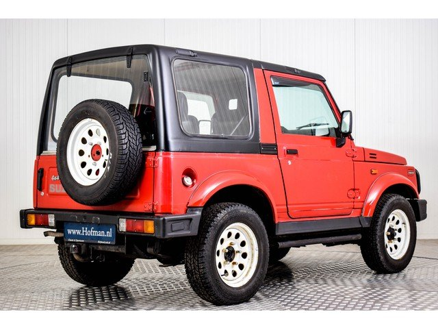 1995 Suzuki Samurai 4x4 Hardtop For Sale (picture 2 of 6)