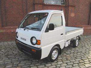 1996 SUZUKI CARRY TRUCK TIPPER 660CC MANUAL PICKUP *