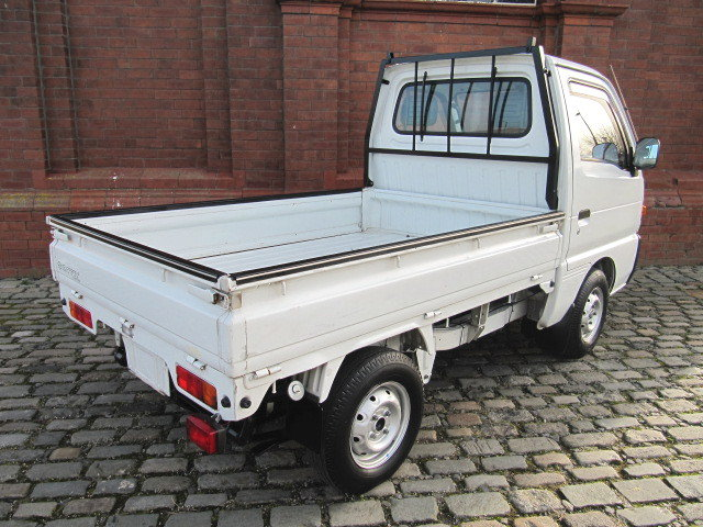 1996 SUZUKI CARRY TRUCK TIPPER 660CC MANUAL PICKUP * For Sale (picture 2 of 6)