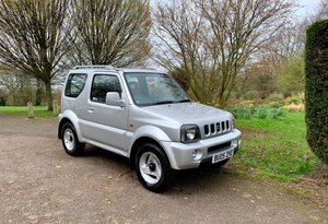 2005 suzuki jimny mode model! 60k miles fsh! 1.3