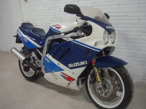 1989 Suzuki GSX 750 R