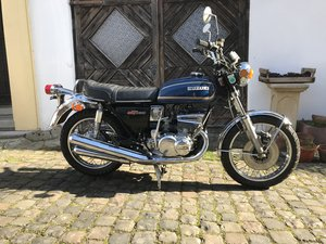 1975 Suzuki GT550 M Model  For Sale