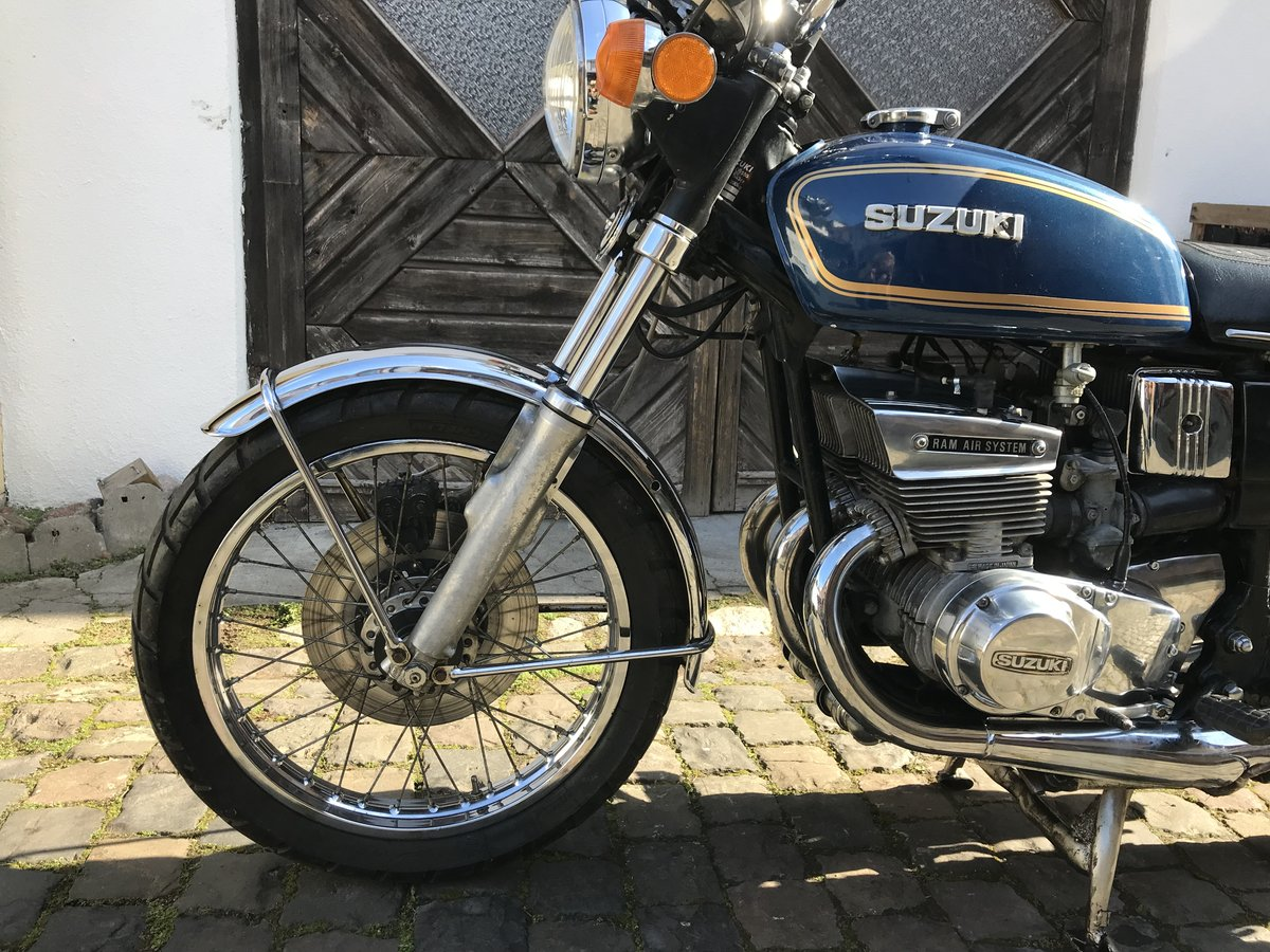 1975 Suzuki GT550 M Model  For Sale (picture 6 of 6)