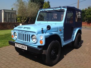 1982 Suzuki Jeep For Sale
