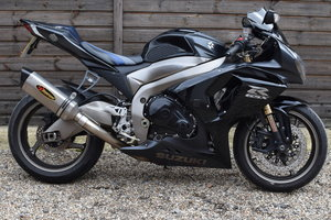 Suzuki GSX-R 1000 L0 (Previously sold by us) 2011 61 Reg