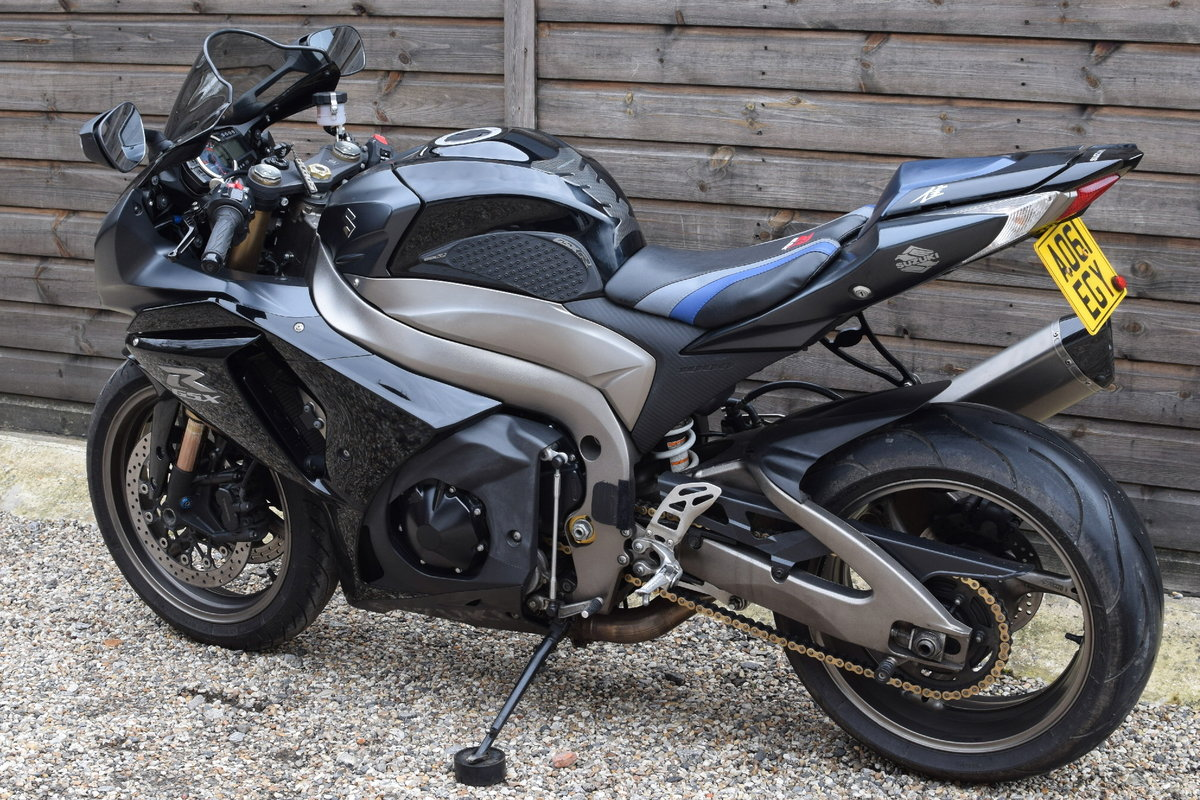Suzuki GSX-R 1000 L0 (Previously sold by us) 2011 61 Reg For Sale (picture 3 of 6)