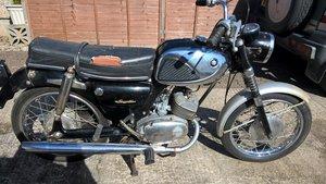 1966 Suzuki s32 0lympian 150cc