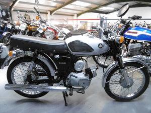 Picture of 1970 Suzuki AS50 . Stunning original Moped  Rare  SOLD