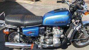 1976 Suzuki GT750 exellent condition