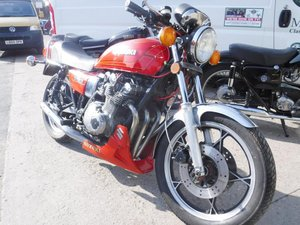 **APRIL AUCTION**1979 Suzuki GS 750E SOLD by Auction