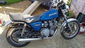1980 suzuki gs550l import
