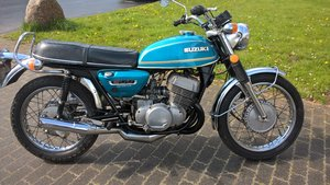 Suzuki T500 1974 For Sale