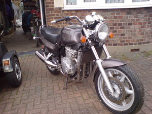 1992 Suzuki GSX1100G shaft drive