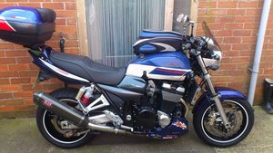 2007 SUZUKI GSX1400 FE GSX 1400 RETRO MUSCLE BIKE