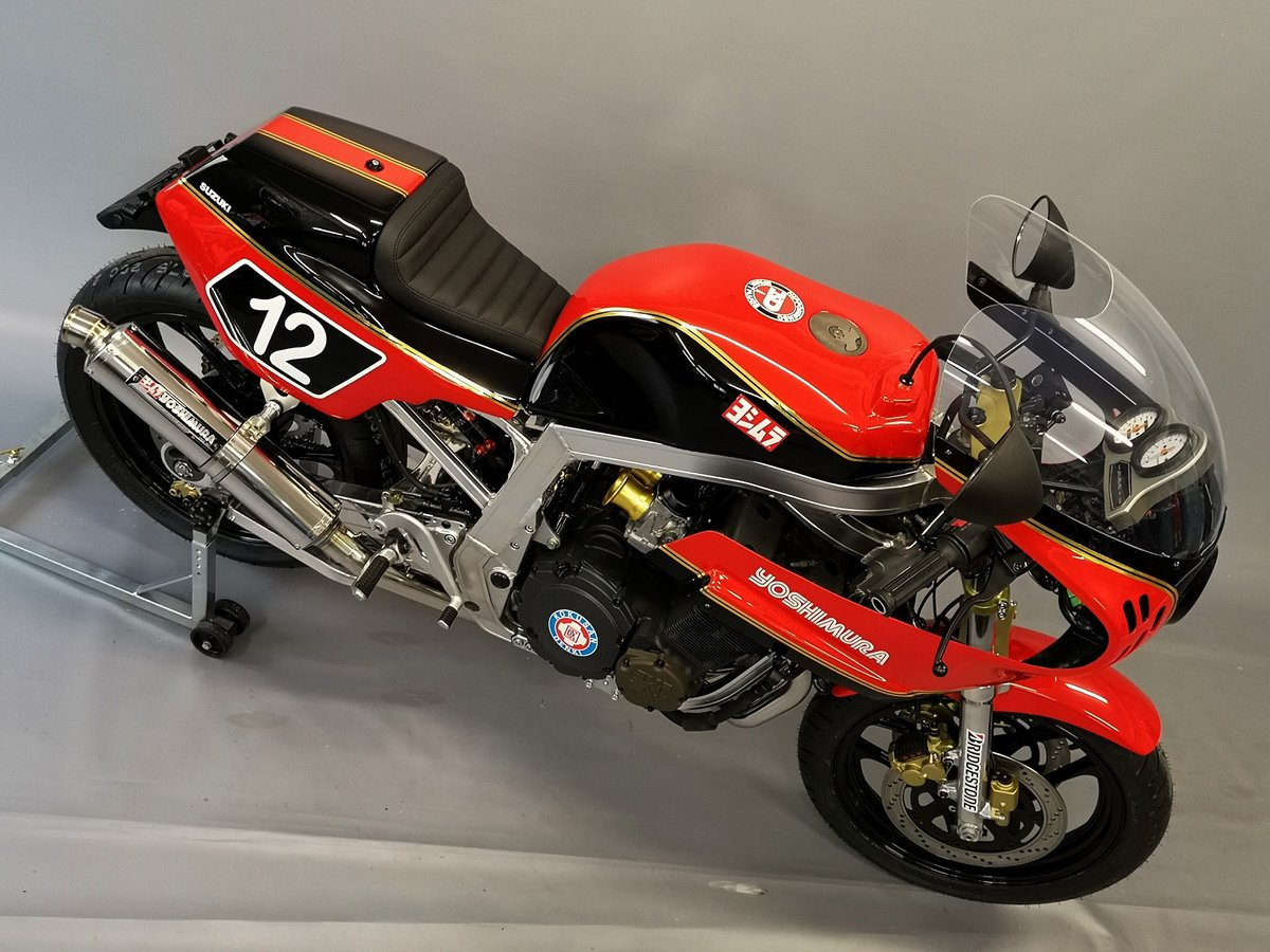 1987 Suzuki GSX-R 1100 Yoshimura Replica - as new For Sale (picture 4 of 6)