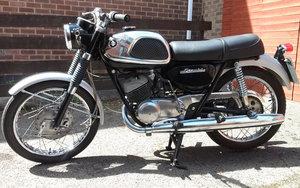 CLASSIC SUZUKI T20 SUPER SIX 1968