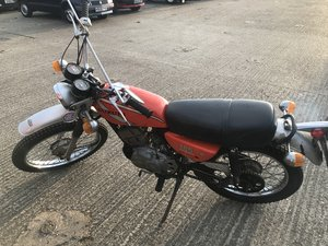 1976 suzuki ts 185 genuine unrestored garage find For Sale