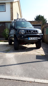2005 Super fun, cheap to run Suzuki Jimny 1.4 4x4