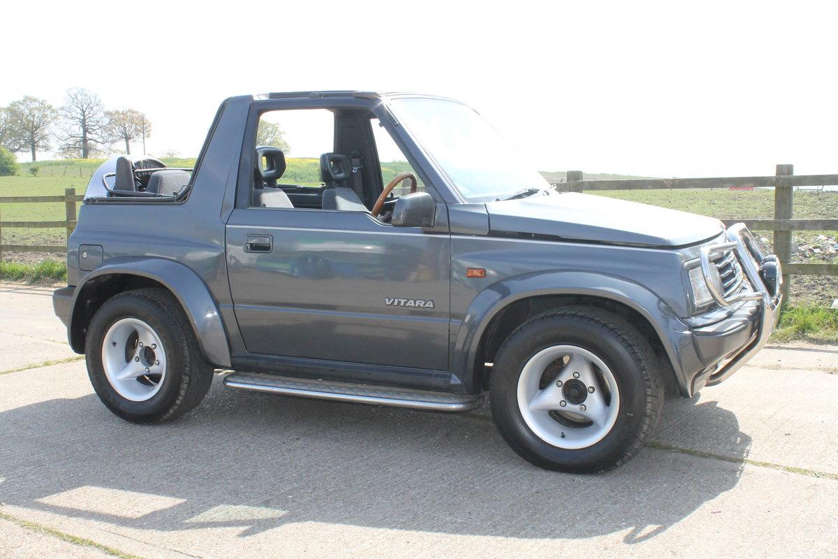 1994 Suzuki Vitara JLX FatBoy SideKick WideBoy AUTO SOLD (picture 1 of 6)