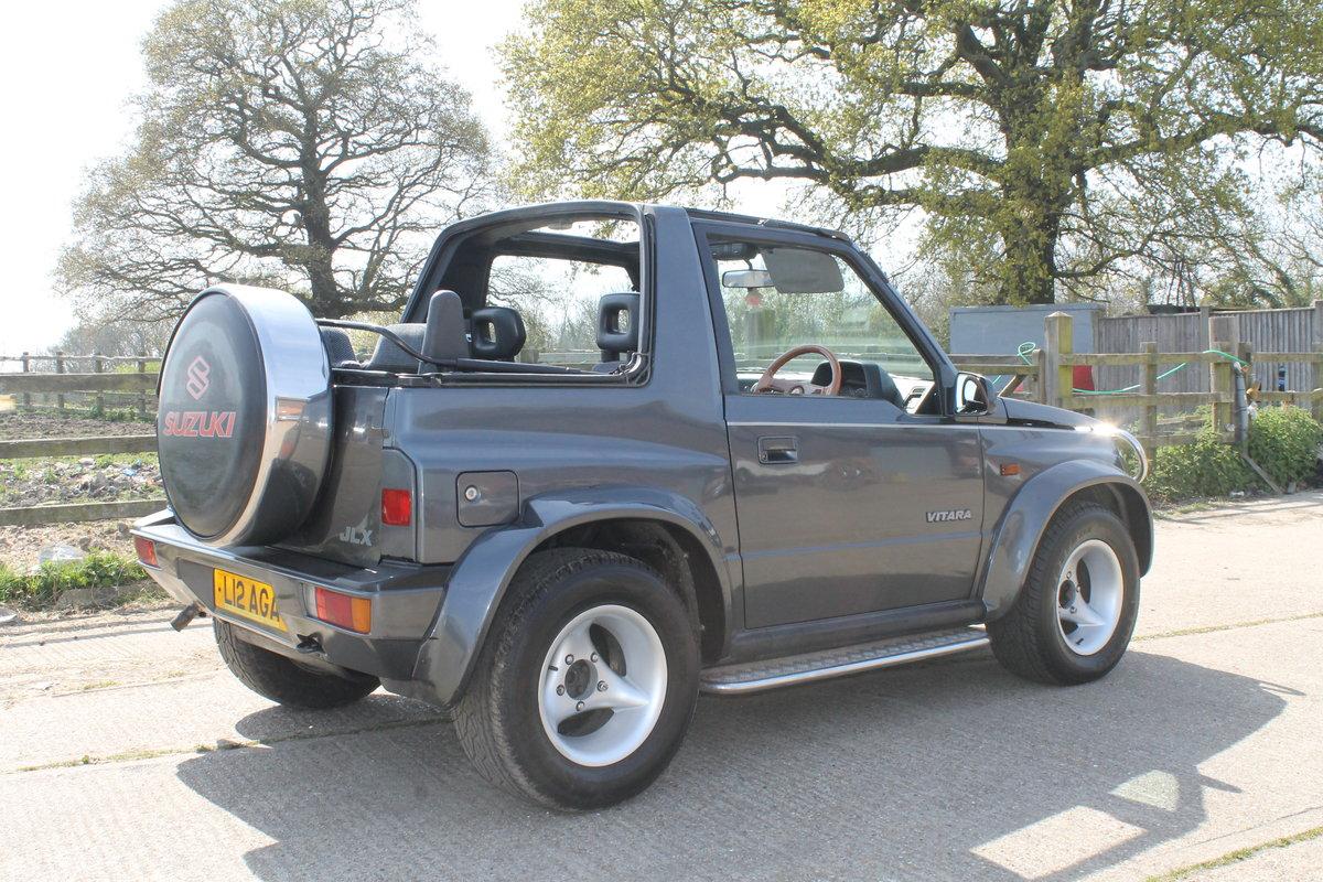 1994 Suzuki Vitara JLX FatBoy SideKick WideBoy AUTO SOLD (picture 2 of 6)