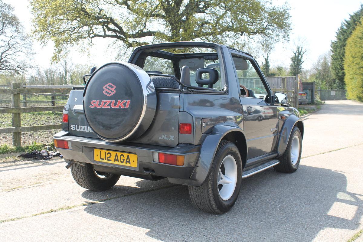 1994 Suzuki Vitara JLX FatBoy SideKick WideBoy AUTO SOLD (picture 3 of 6)