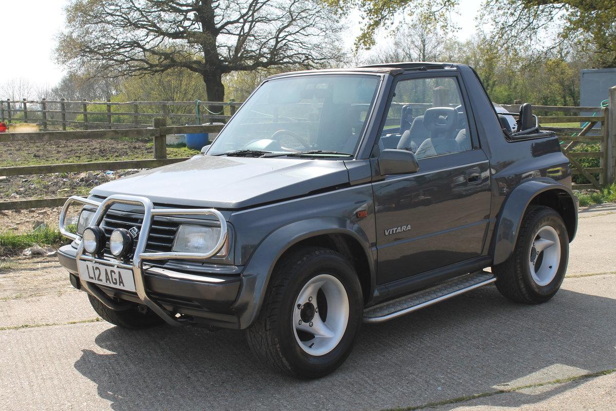 1994 Suzuki Vitara JLX FatBoy SideKick WideBoy AUTO SOLD (picture 4 of 6)