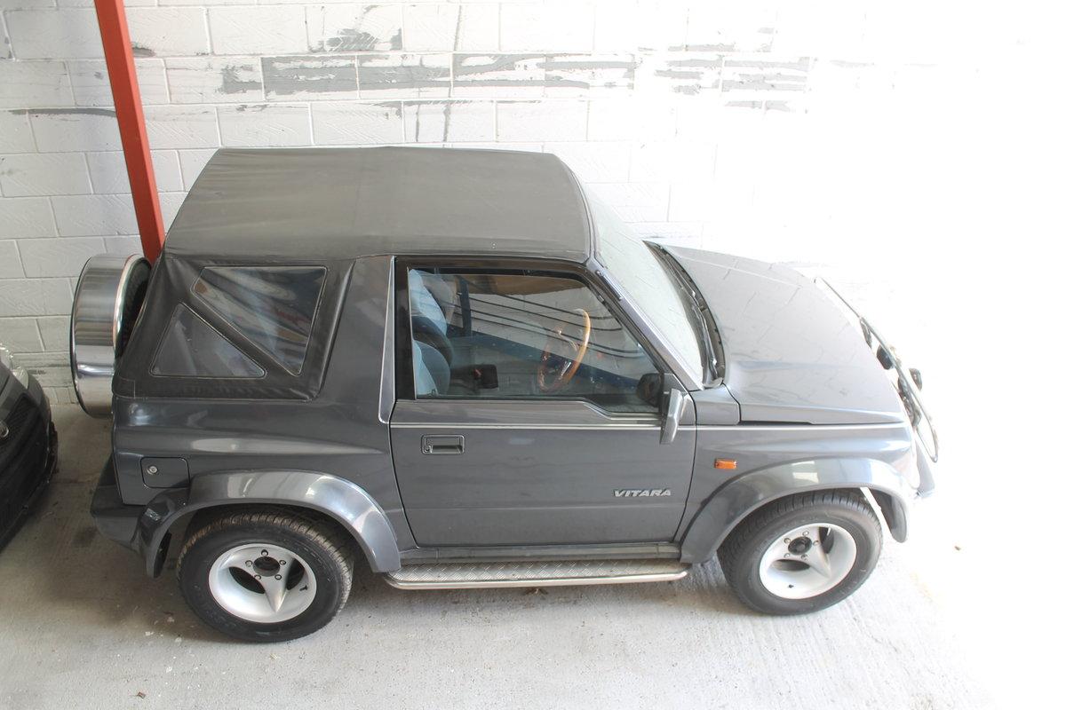 1994 Suzuki Vitara JLX FatBoy SideKick WideBoy AUTO SOLD (picture 5 of 6)