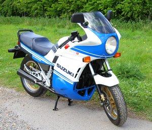 Suzuki GSX1100 EFE - 1985 - 7000 Miles - UK Bike