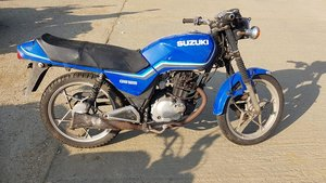 1990 Suzuki GS125 For Sale